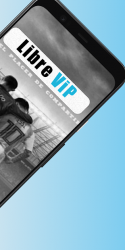Captura de Pantalla 3 de Libre VIP 2021 para android