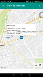 Captura 3 de Mintrab Chile para android