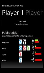 Captura 7 de Poker Calculator Pro para windows