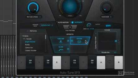 Captura de Pantalla 8 de Auto Tune EFX Course For Antares By Ask.Video para windows
