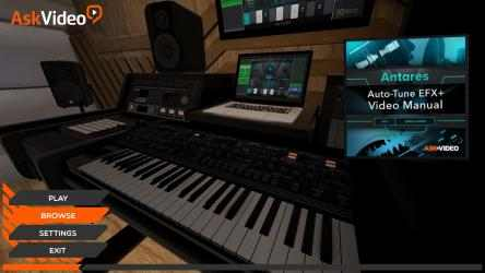 Captura 1 de Auto Tune EFX Course For Antares By Ask.Video para windows