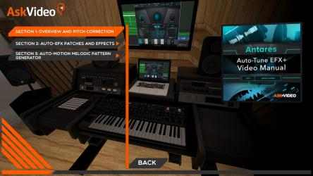 Captura 2 de Auto Tune EFX Course For Antares By Ask.Video para windows