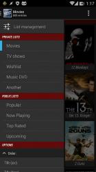 Screenshot 5 de Movie Collection para android
