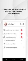 Imágen 1 de Xprofile - análisis de perfil para iphone