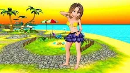 Captura de Pantalla 8 de VirtualToon Beach Dancer [HD+] para windows