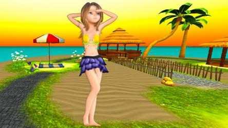 Captura de Pantalla 5 de VirtualToon Beach Dancer [HD+] para windows