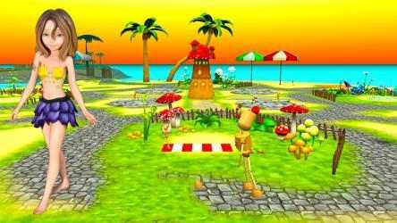 Captura de Pantalla 1 de VirtualToon Beach Dancer [HD+] para windows