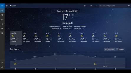 Imágen 2 de MSN El Tiempo para windows