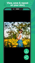 Imágen 12 de Ahorro de estado Descargador estado para Whatsapp para android