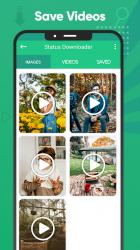 Imágen 11 de Ahorro de estado Descargador estado para Whatsapp para android