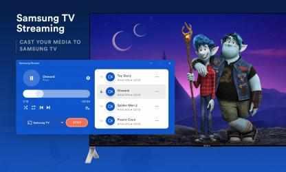 Screenshot 1 de Video Cast to Samsung TV para windows
