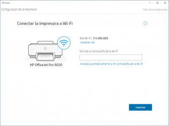 Captura de Pantalla 4 de HP Smart para windows