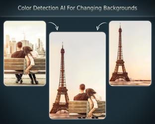 Captura 4 de Cambiar el fondo de la foto para android