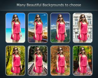 Captura 6 de Cambiar el fondo de la foto para android