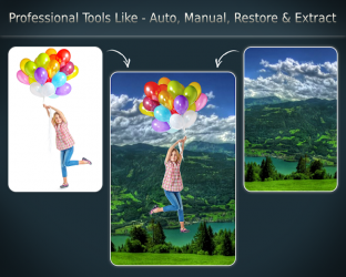 Captura de Pantalla 13 de Cambiar el fondo de la foto para android