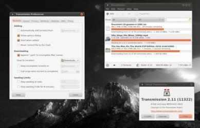 Captura 3 de Transmission para windows