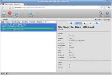 Screenshot 1 de Transmission para windows