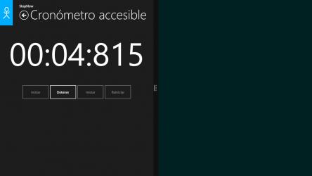 Captura 7 de Cronómetro: StopNow Free para windows