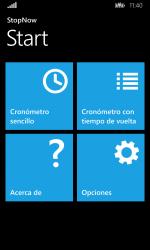 Captura 9 de Cronómetro: StopNow Free para windows