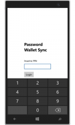 Captura 7 de Password Wallet Sync para windows
