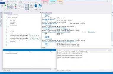 Imágen 1 de WinDbg Preview para windows