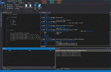 Captura 2 de WinDbg Preview para windows