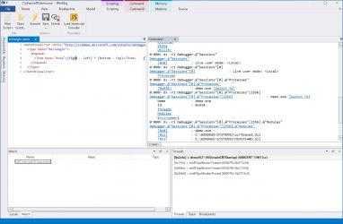 Screenshot 3 de WinDbg Preview para windows