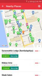 Captura 5 de YAMU - Colombo Restaurants & Reviews para android