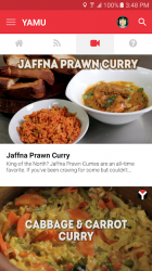 Screenshot 6 de YAMU - Colombo Restaurants & Reviews para android