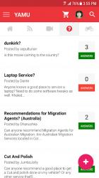 Screenshot 7 de YAMU - Colombo Restaurants & Reviews para android