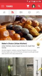 Captura de Pantalla 4 de YAMU - Colombo Restaurants & Reviews para android