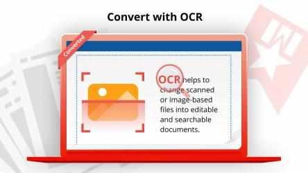 Screenshot 3 de PDF Converter X: PDF to Word, OCR para windows