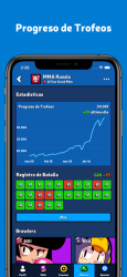 Captura 4 de Brawl Stats for Brawl Stars para iphone