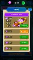 Screenshot 6 de Magic Jewel Quest - Mystery Match 3 Puzzle Game 2021 para windows
