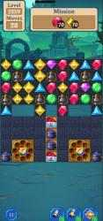 Captura de Pantalla 3 de Magic Jewel Quest - Mystery Match 3 Puzzle Game 2021 para windows