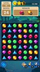 Captura 7 de Magic Jewel Quest - Mystery Match 3 Puzzle Game 2021 para windows