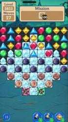 Imágen 2 de Magic Jewel Quest - Mystery Match 3 Puzzle Game 2021 para windows
