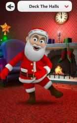 Captura de Pantalla 13 de Papa Noel que Habla para android