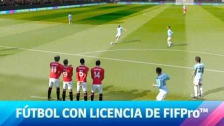 Captura de Pantalla 2 de Dream League Soccer 2020 para android