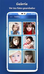 Captura de Pantalla 7 de Color de los ojos Cambiador y Estudio de color para android