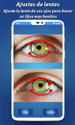 Imágen 11 de Color de los ojos Cambiador y Estudio de color para android