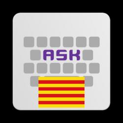 Captura 1 de Catalan for AnySoftKeyboard para android
