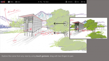 Captura 5 de Mental Canvas Player para windows