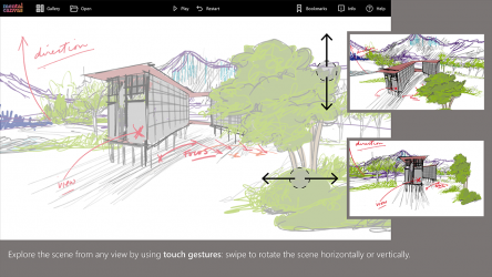 Screenshot 6 de Mental Canvas Player para windows