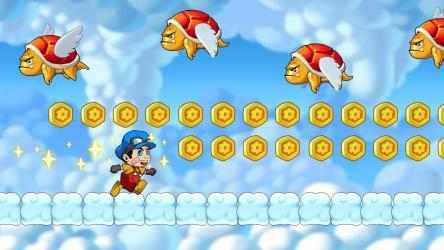 Screenshot 3 de Super Machino go: juego de aventura mundial para android