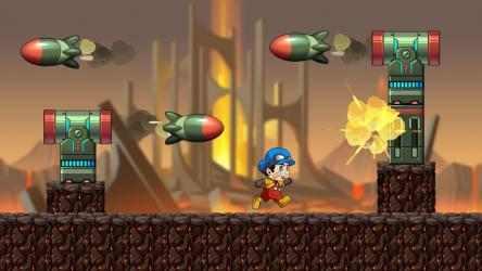 Captura de Pantalla 5 de Super Machino go: juego de aventura mundial para android