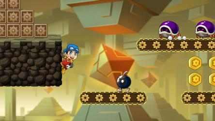 Captura de Pantalla 4 de Super Machino go: juego de aventura mundial para android
