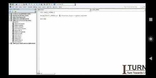 Captura 5 de Learn Excel Macros para android
