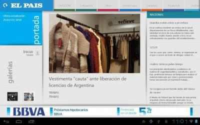 Captura 2 de El Pais Uruguay para android