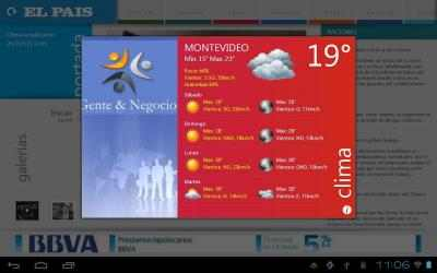 Captura de Pantalla 5 de El Pais Uruguay para android